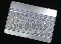 For iPad Air 5 Auto Sleep Portable Bluetooth Keyboard Aluminum Wireless Keyboard