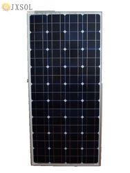 TUV IEC certified 75W monocrystalline solar panel
