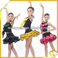 latin ballet Girls Carnival dance dresses