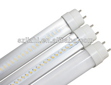 48 inches LED T8 tube,UL CE ROHS approval,clear/milky cover,rotatable end caps available