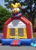 Clown inflatables, outdoor commercial use bouncy jumper for kids B1141