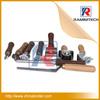 Fabric ply conveyor belt repair tools