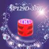 Modular Design Convenient for Maintain 35 Watt SP129D Veg Bloom E27 Led Grow Light Bulbs with Lens