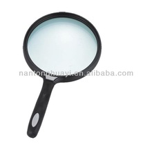 HY150 pocket magnifier,handled magnifier,illuminating magnifier