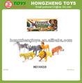 Venta al por mayor de juguetes animales, pegasus de juguete, modelos animales silvestres de juguete, de plástico de juguete de los animales, caliente venta de animales de mundo para los niños para la venta h014459