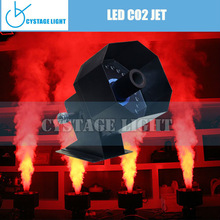 Stage Special Effects 27X5W LED DMX CO2 Jet