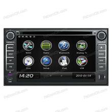 "6.2"" In-dash Car audio DVD player GPS navigation system For Kia Cerato Bluetooth Radio"