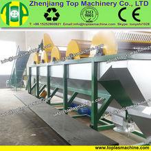 LLDPE film washing units |farm film, water bags, waste bags crushing washing recycling machine manufacturer