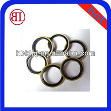 Pump Metal +Rubber Combination O Ring Gasket Iron+NBR