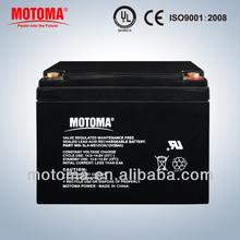 shenzhen 12v rechargeable lead acid vrla/ups battery