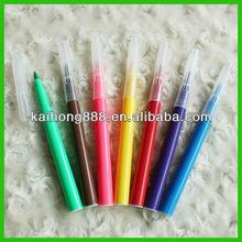 Promotional Felt Tip Pen with Brush Tip