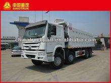 SINOTRUK HOWO A7 dump truck for sale in dubai