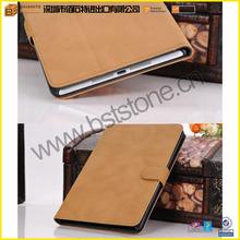 Vintage Leather Case For iPad mini, Retro Tablet Flip Case