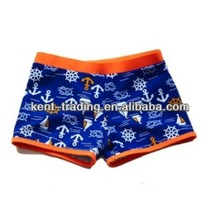 colorful child swimwear nylon kid swim trunk cute beachwear