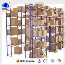 Global hot sale used storage shelving warehouse selective pallet racking