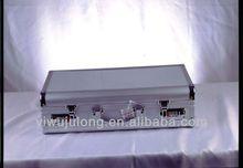 Combination Lock Silver Alumium Tool Case
