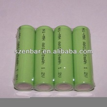 1.2v AA 2200mAh NiMH Rechargeable Battery with Low Discharge Rate