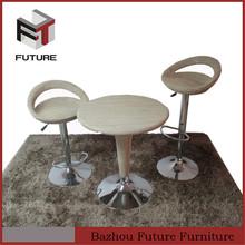 rotatable rattan bar tables for sale