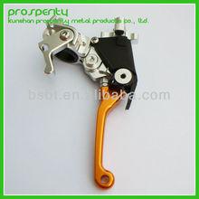 Cnc machining custom motorcycle parking brake,electric parking brake