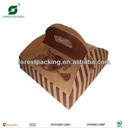 PAPER DONUT PACKAGING BOX FP5001372