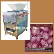 Hot sale! Dry onion peeling machine
