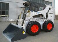 Hot Sale 1600kg small /mini Skid Wheel Steer Loader GM1605A for sale