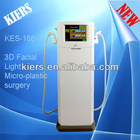Multi-Functional 3 in 1 laser RF vacuum equipment/skin rejuvenation machine