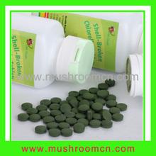 Chlorella algae tablets acts as an efficient detoxification agent