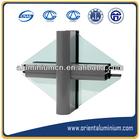aluminium extrusion profiles for sunroom