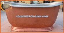 Antique Copper Tubs