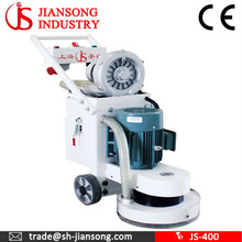JS-400 non dust floor grinder for epoxy floor coatings
