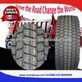 11r22. 5,12r22. 5,315/80r22.5 regroovable de neumáticos de camión