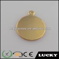 hot selling alibaba wholesale custom made metal logo charms