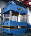 zhongwei 315 cuatro toneladas de la columna profundo dibujo de prensa hidráulica de la máquina para tuv certificación iso