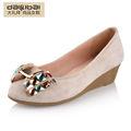 gros nouveau style indien dames chaussures à talons hauts
