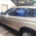 New style shinning roxo cor camaleão Auto window film