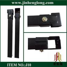 metal bed frame legs hardware