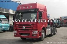 howo 25 ton tactor truck 6x4 371HP model: ZZ4257V3247N1H