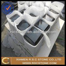 Natural bengal black granite
