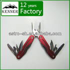 High quality stainless steel free sample knife with fashionable handle brand KENNER