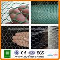 "3/4"" peixe gaiola hexagonal malha de arame da gaiola factory\aviary aramefarpado( iso9001: 2008 professional fabricante)"