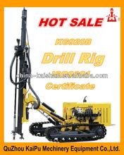 2014 Kaishan hot sale KG920B Crawler hp drilling rig