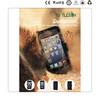 dustproof mobile phone housing for iphone 5/5s 100% original design waterproof case