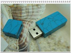 PROMOTIONAL GIFT USB STONE USB MEMORY STICK(HW-STONE-001)