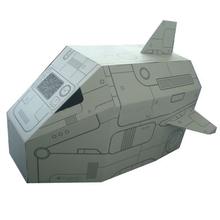 2015 China shenzhen hot selling new design cardboard custom paper toys for children