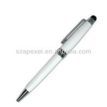 White Stylus Touch Screen Pen for iphone ipad Samsung Smartphone tablet