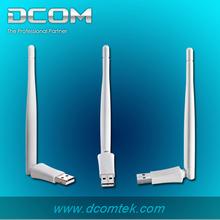150Mbps 802.11b/g/n high power wireless usb adapter