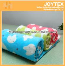 High Quality Fashion Style Warm Soft Flannel Blanket