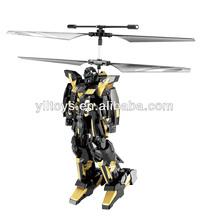 New Air-Robot Combat flying robot 2.5CH RC robot