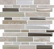 stainless steel mix glass mosaic tile premium mosaics tile
